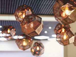 Decorative Copper Pendant Lighting