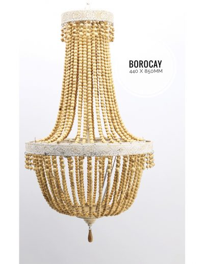 Nolden Bros Borocay Pendant Light