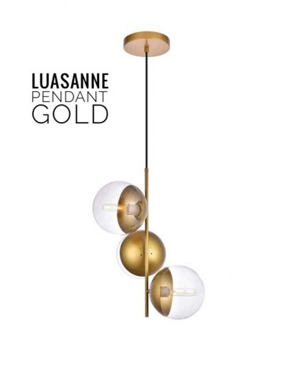 Nolden Bros Luasanne Pendant Light