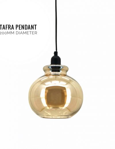 Nolden Bros Tafra Pendant Light