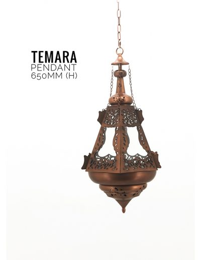 Nolden Bros Temara Pendant Light