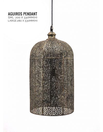 Nolden Bros Aguiros Pendant Light